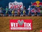 Free Admission to Military Veterans at Lucas Oil Pro Motocross