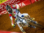 JASON ANDERSON PODIUMS AT ARLINGTON