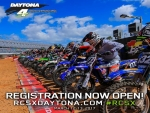 Registration Open for Ricky Carmichael Daytona Amateur Supercross