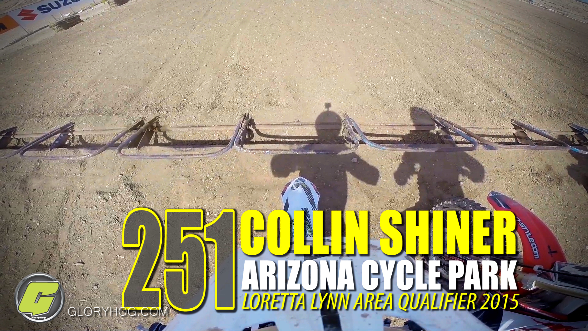HELMET CAM: Collin Shiner Arizona Cycle Park LLQ 2015