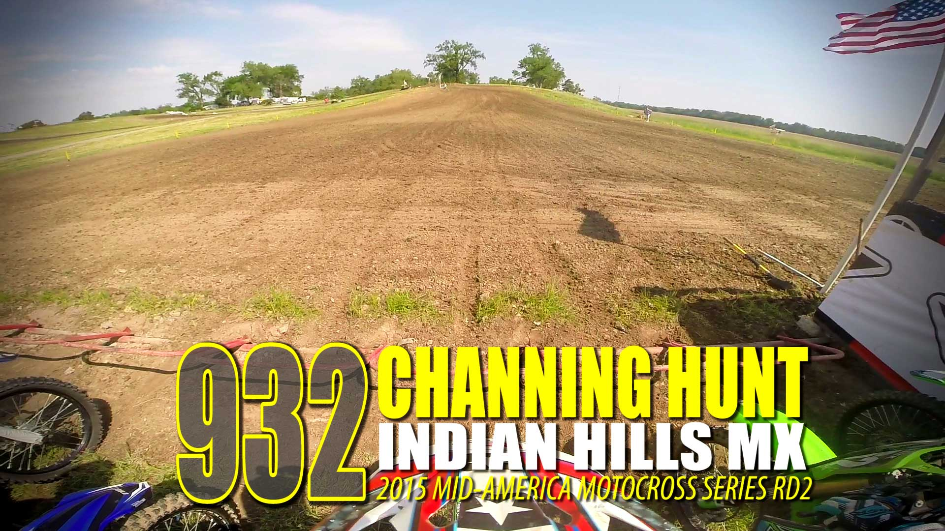 HELMET CAM: Channing Hunt 250A Indian Hills MX MAMS