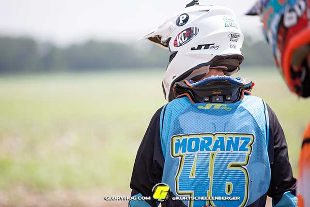 On the Road to Loretta's: Kevin Moranz