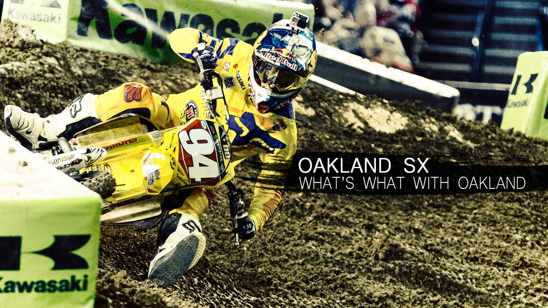 What's What: Oakland SX - Facts, Stats, Things to do