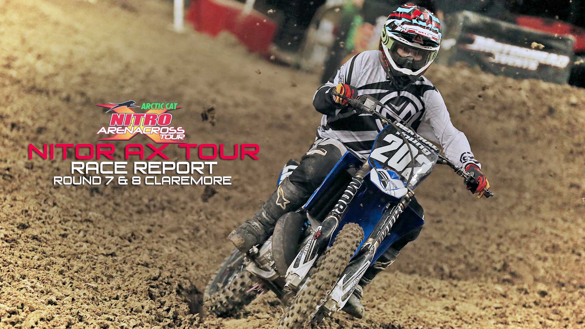 RACE REPORT: Nitro AX Tour - Topeka