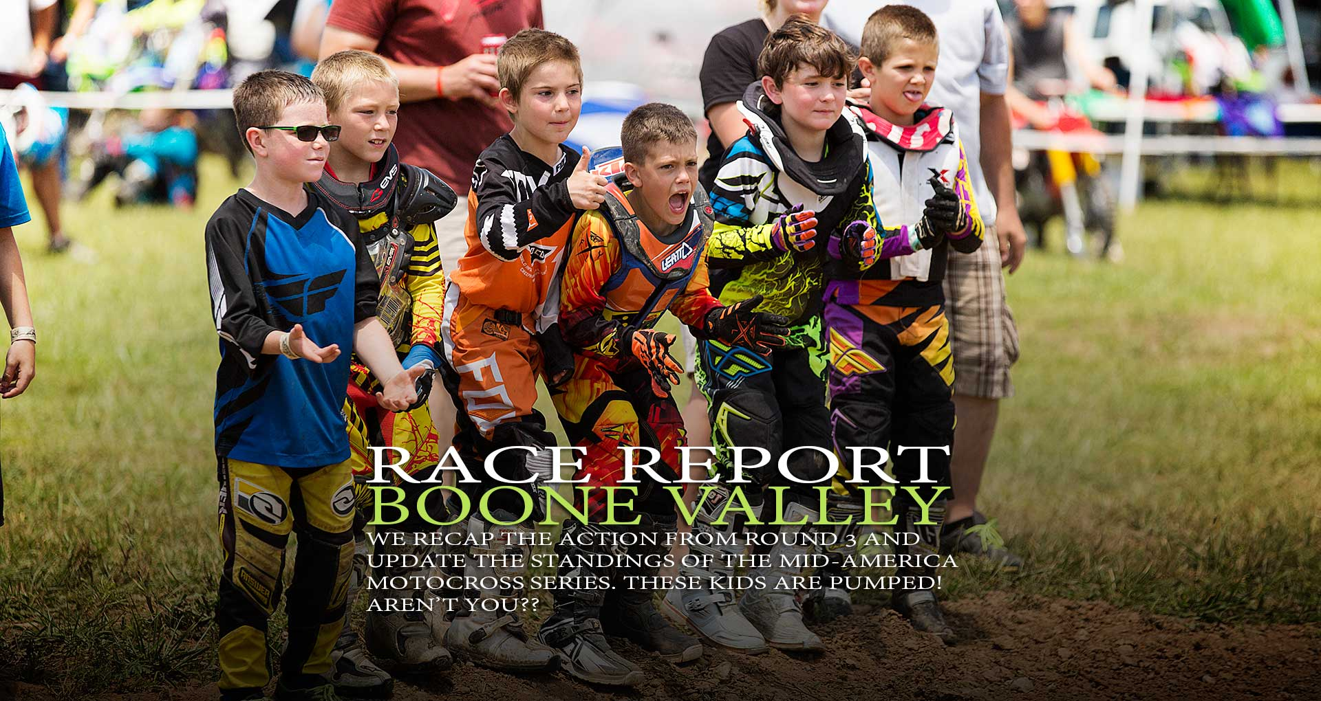 RACE REPORT: Boone Valley MX Mid-America Motocross Round 3