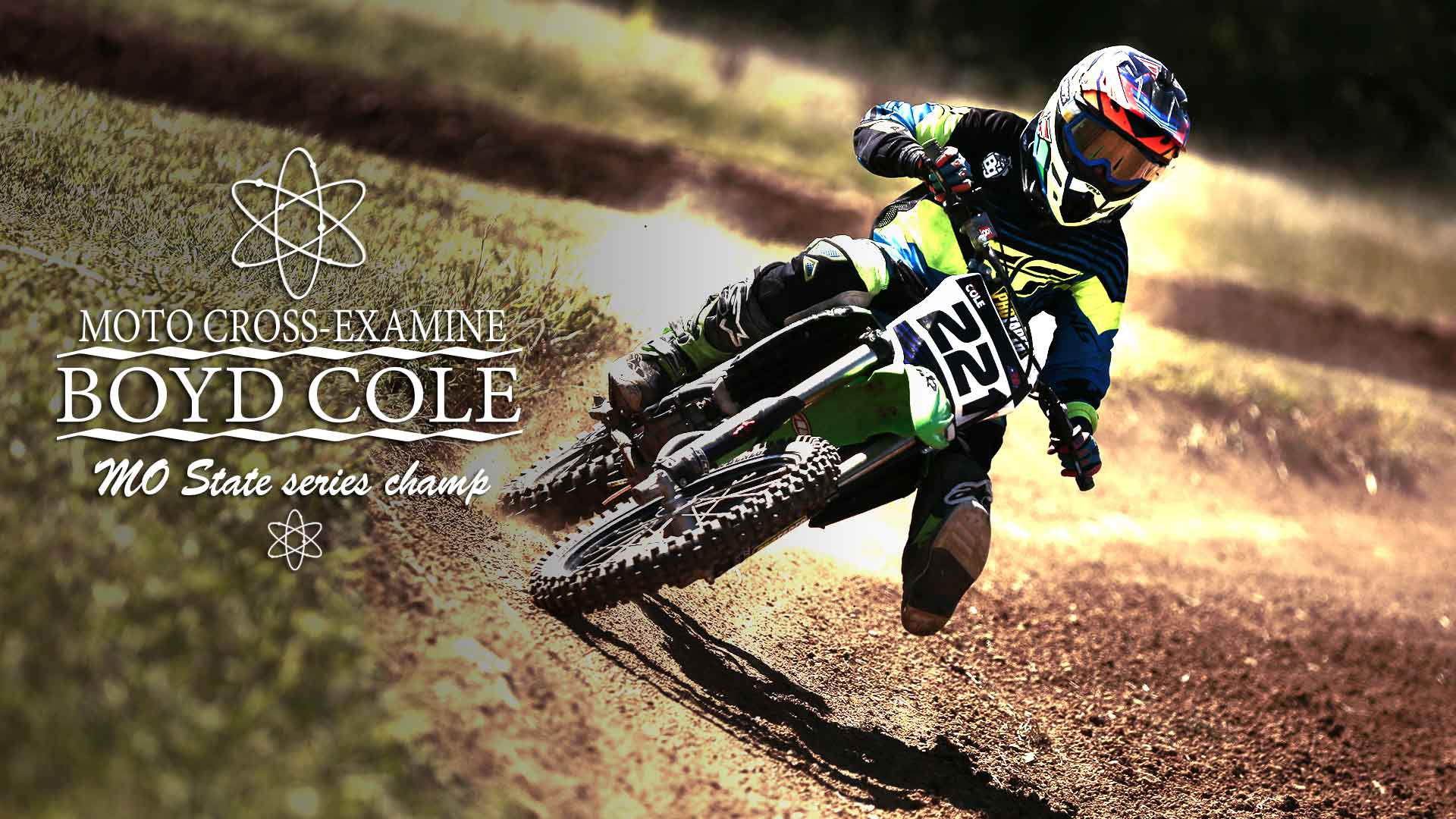 Moto Cross-Examine: Boyd Cole