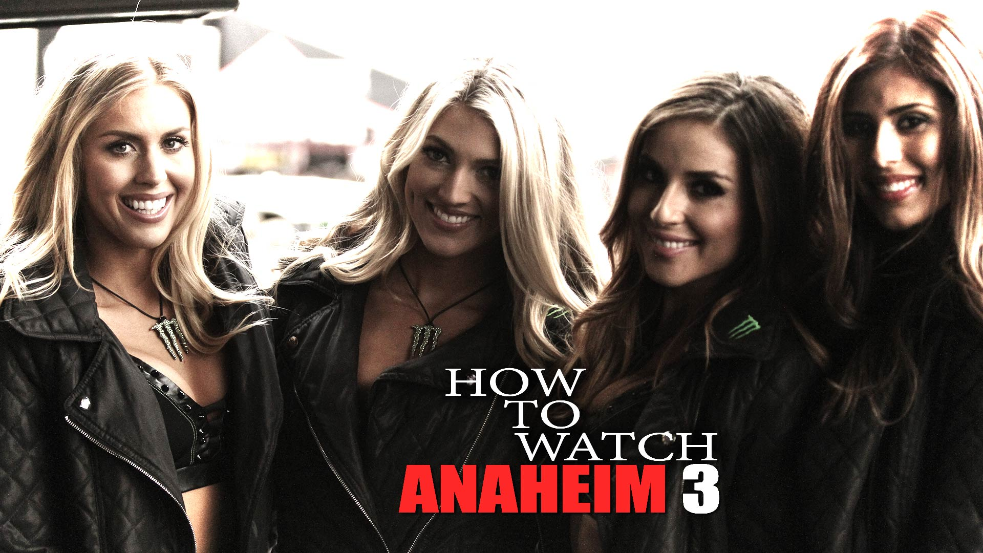 How to Watch Anaheim 3 Supercross