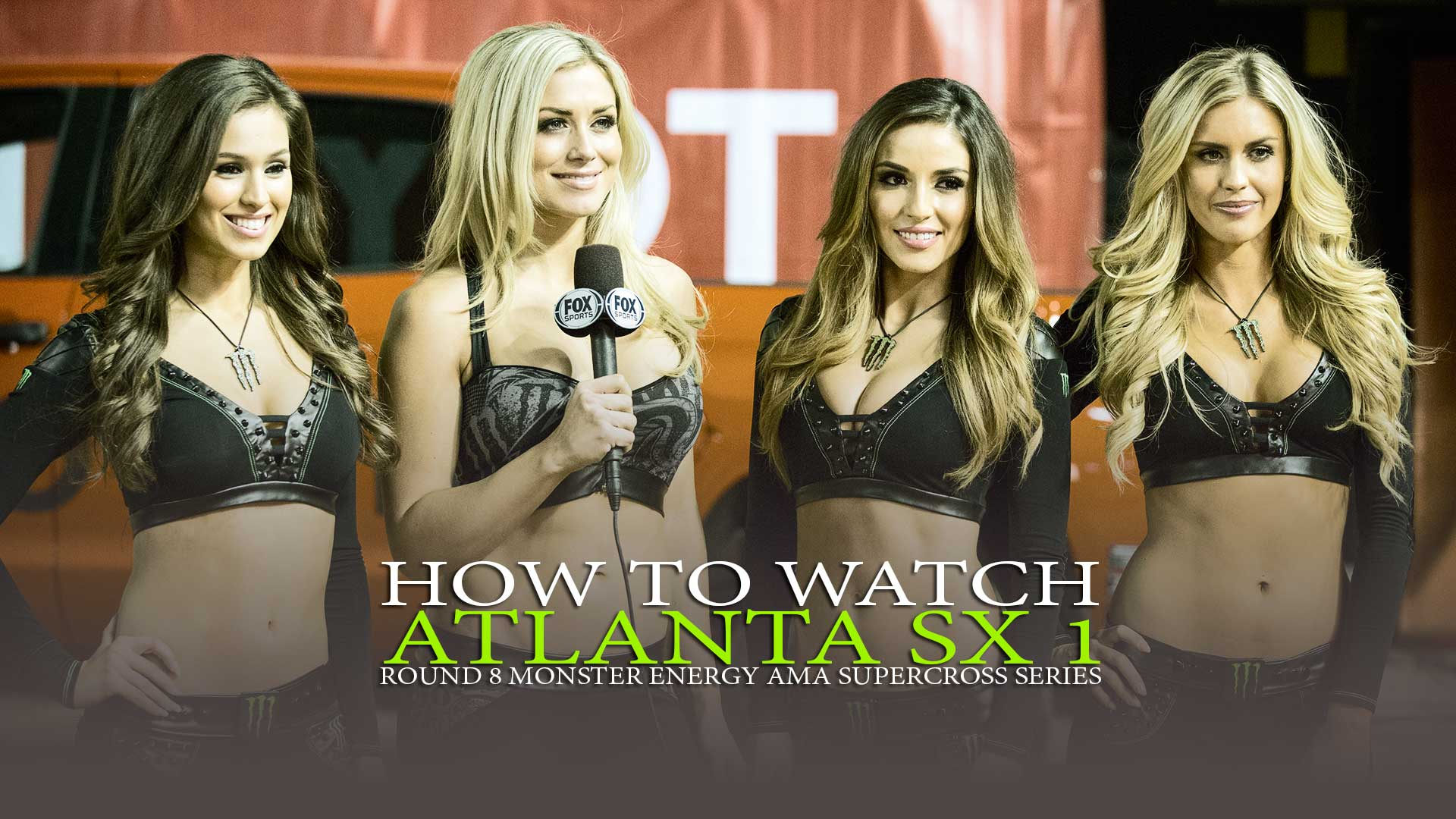 How to Watch Atlanta 1 Supercross