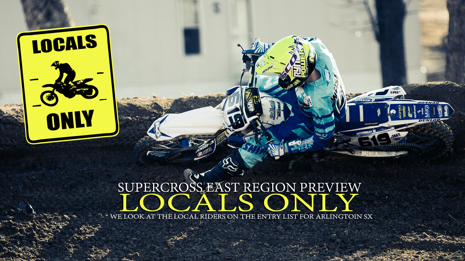 Locals Only: Monster Energy Supercross East Local Rider Preview