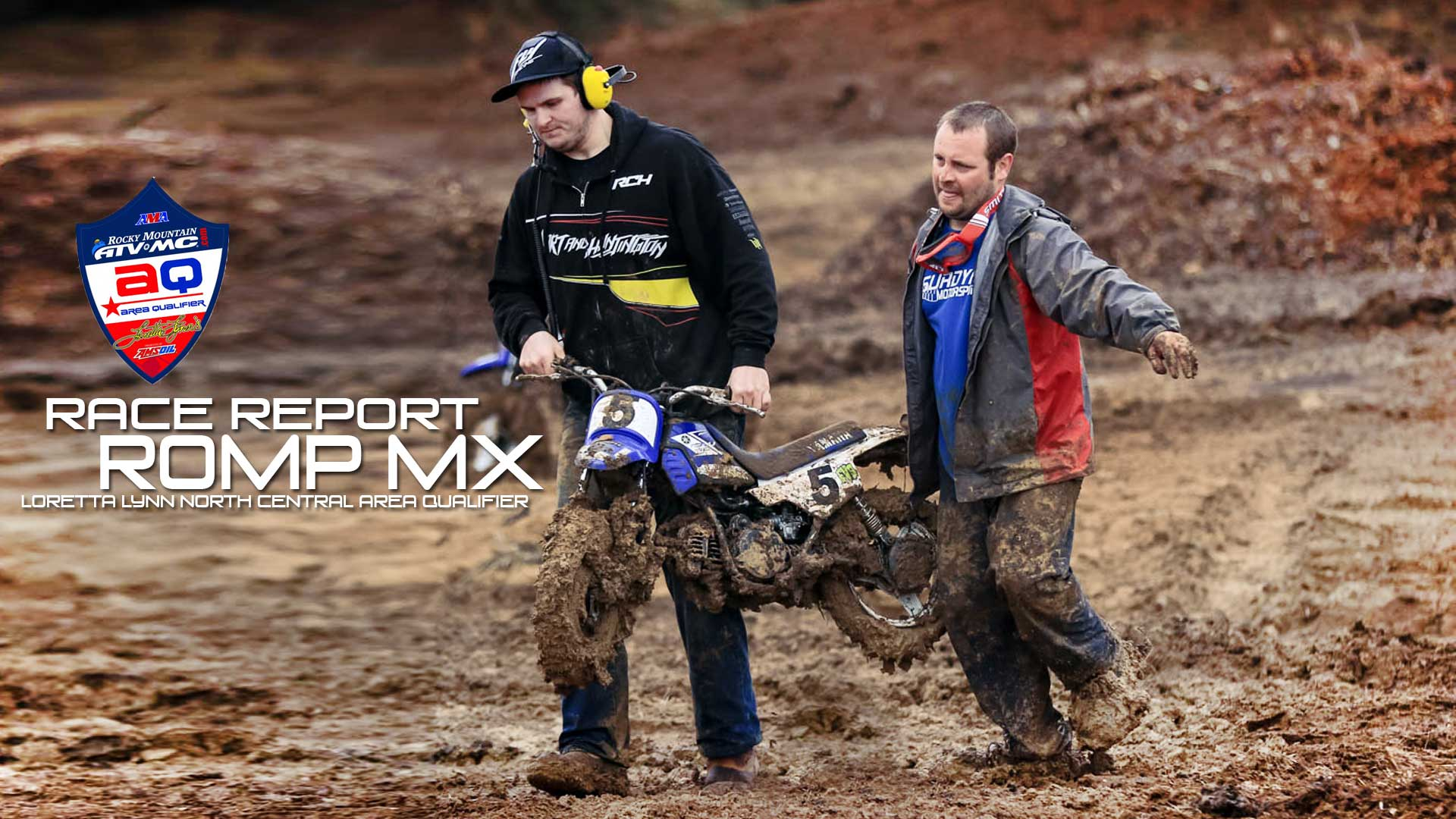 RACE REPORT: ROMP MX LL Area Qualifier - Glory Hog Media