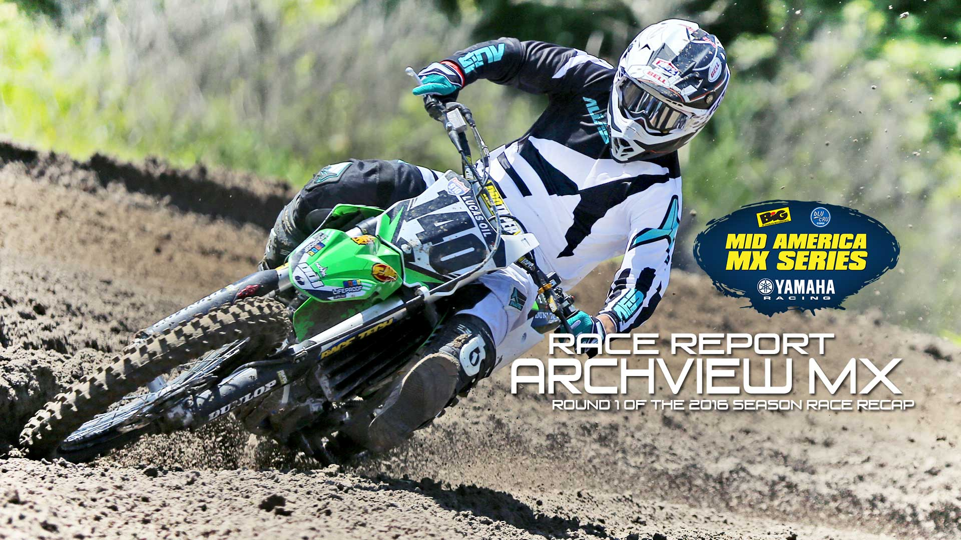 Race Report: Mid-America Motocross Series Archview Round 1