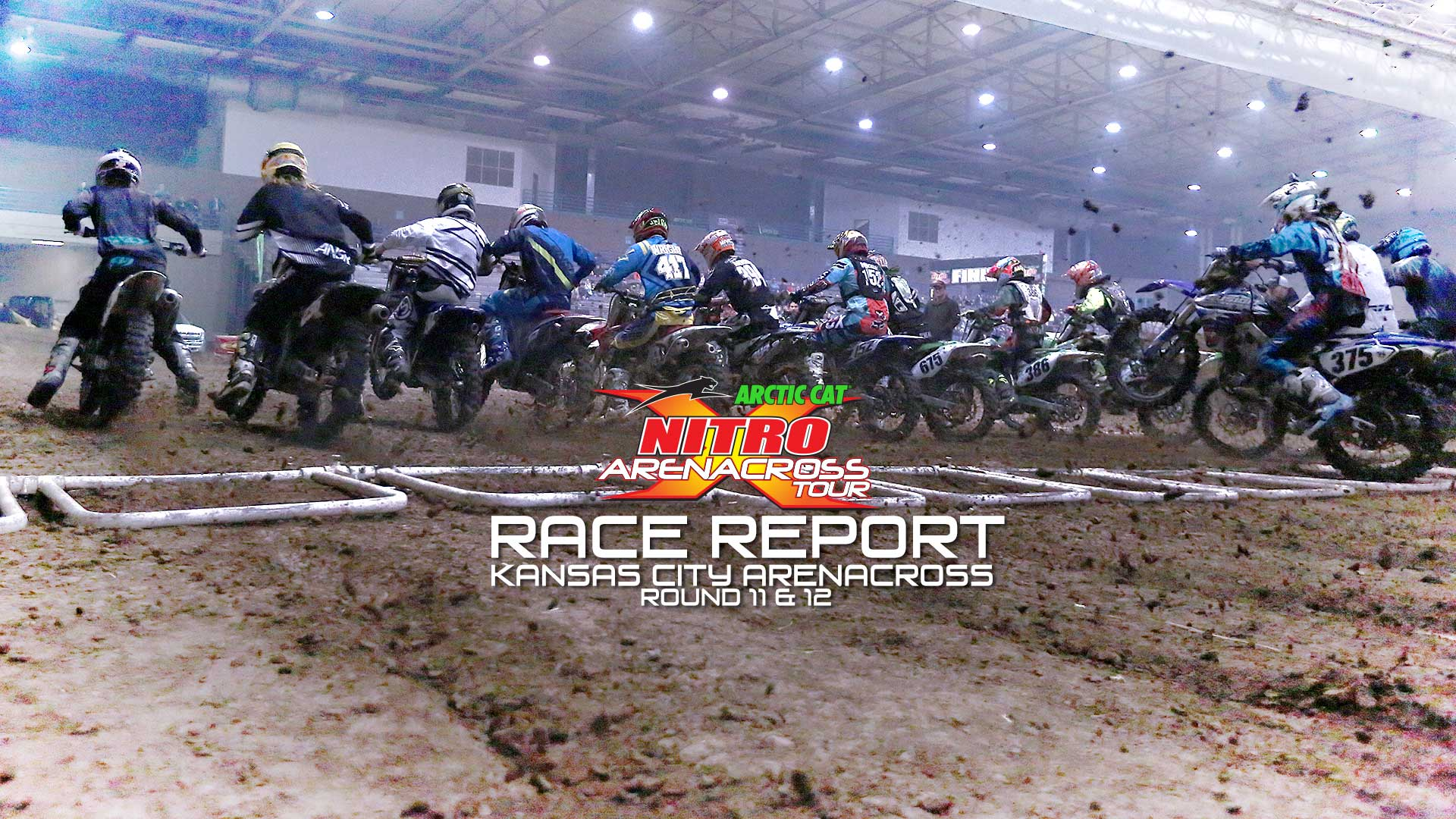 RACE REPORT: Kansas City Nitro Arenacross Tour