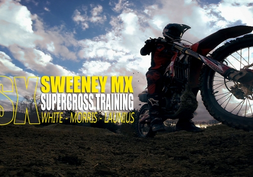 Public Enemy #1 Supercross Training - White - Morris - Launius