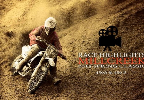 Video: Millcreek Spring Classic 450A & 450B