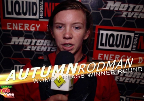 Nitro AX Tour Topeka: Womens Class Highlights ft. Autumn Rodman