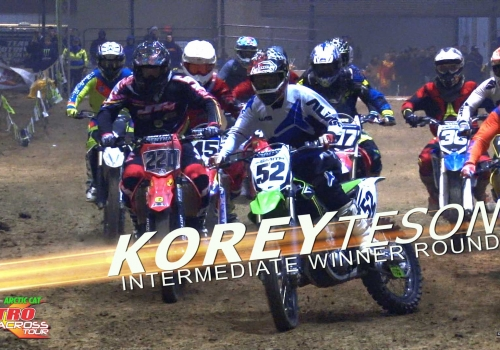 Nitro Arenacross Tour: Intermediate Open | ft Korey Teson | RD4 Du Quoin