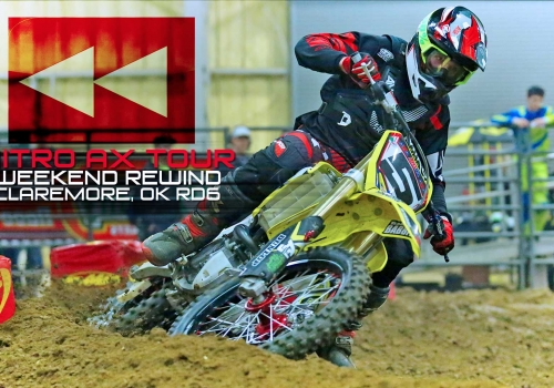 Nitro Arenacross Tour: Claremore Weekend Rewind