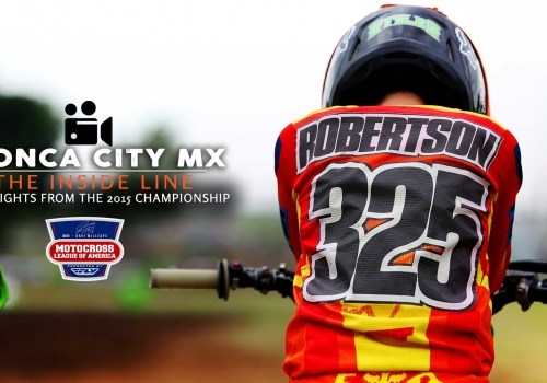 2015 Ponca City MX Championship Highlights