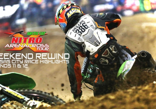 Nitro AX Tour Kansas City Weekend Rewind