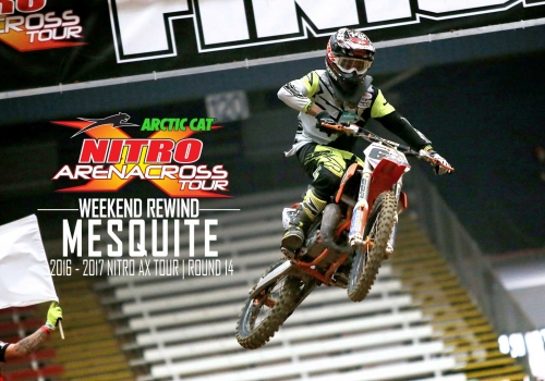 VIDEO: Nitro AX Tour Mequite Arena | Round 14