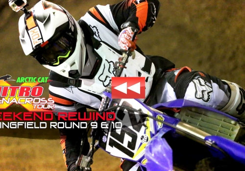 Nitro Arenacross Tour Springfield Weekend Rewind - 2016