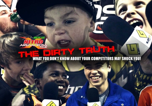 The Dirty Truth: Nitro Arenacross Tour Kansas City Shenanigans