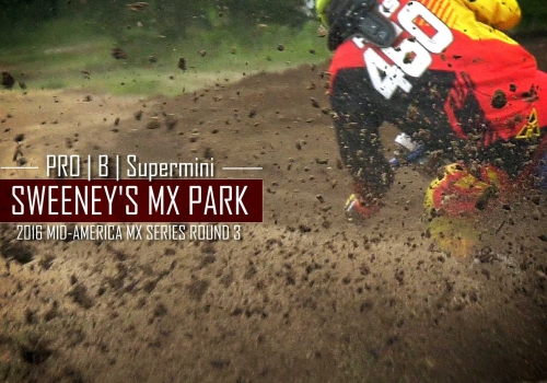 Sweeney's MX | Mid-America Motocross | Relentlessly Sedated