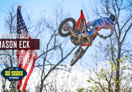 Born to Ride: Mason Eck 2017 Mid-America Motocross Series - Glory Hog Media