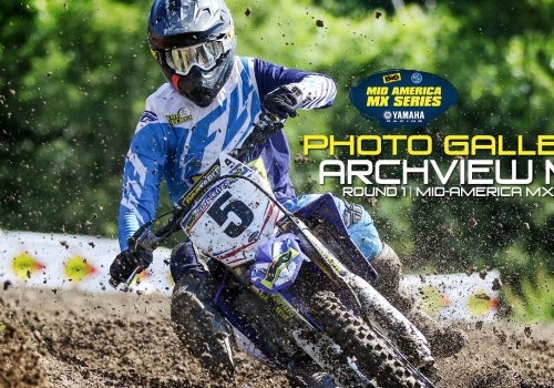 Photo Gallery: Mid-America MX Series Archview Round 1