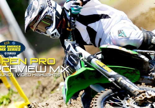 2016 Mid-America MX Series: Open Pro Archview ft. Johnny Moore - Glory Hog Media