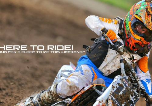 Where to Ride Your Dirt Bike This Weekend: April 30 - May 1