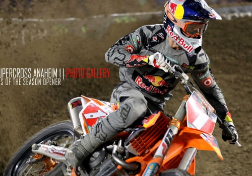 Photo Gallery | Anaheim 1 Supercross Season Opener