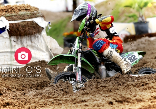 GALLERY: Wednesday Supercross Mini O's '14