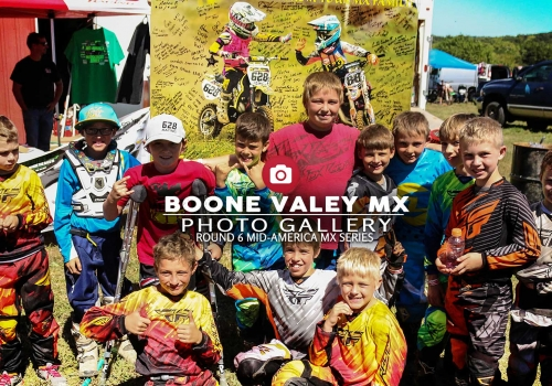 GALLERY: Boone Valley MX MAMS RD6