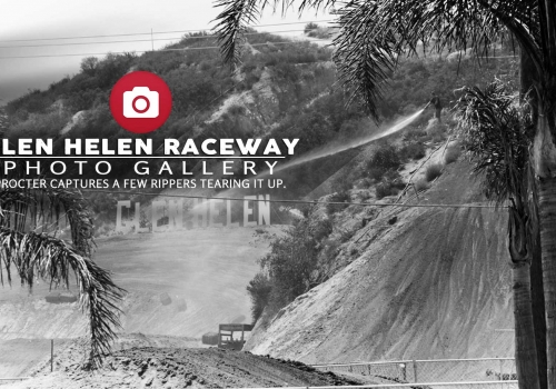 GALLERY: Glen Helen Pro Practice - Thurday
