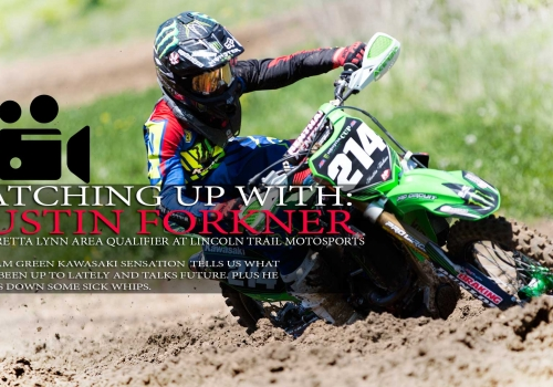 Chasing Down: Austin Forkner Airs It Out at Lincoln Trail LLAQ
