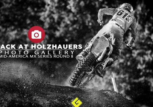 GALLERY: Track at Holzhauers Mid-America MX Series Round 8