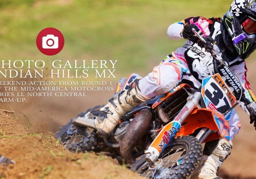 GALLERY #1: Indian Hills MX RD2 Mid-America MX Series