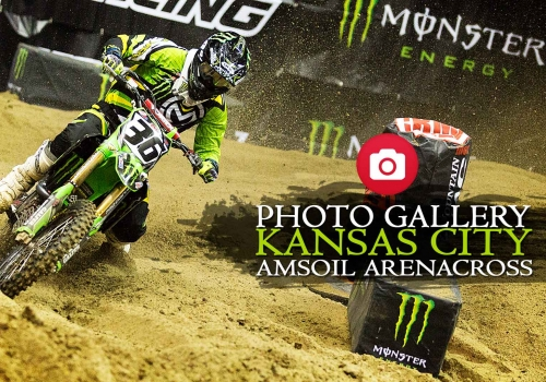 Gallery: Amsoil Arenacross - Kansas City
