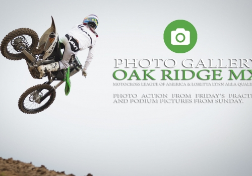 GALLERY: Oak Ridge MX Friday's Practice & Podium Pics
