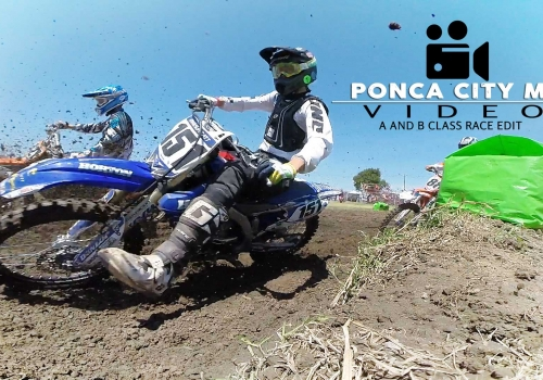 Ponca City MX A&B Class ft Surratt, Morrow, Locks, Ray - Glory Hog Media