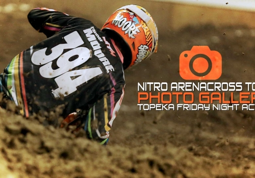 GALLERY: Nitro Arenacross Tour Topeka - Friday