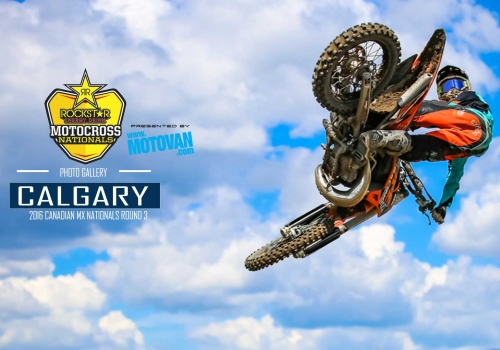 Photo Gallery: Rockstar Energy Motocross Nationals - Calgary