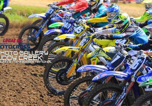 Photo Gallery: Muddy Creek Pro Motocross Championship