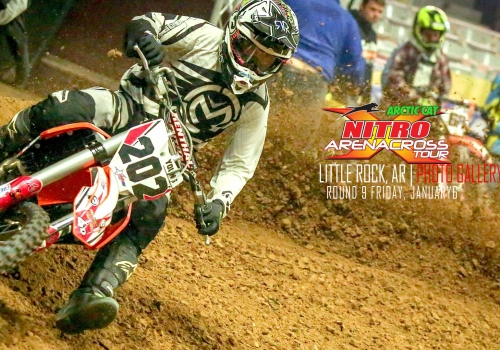 PHOTO GALLERY 3: NITRO ARENACROSS LITTLE ROCK FRIDAY