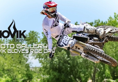 Photo Gallery: Novik Gloves Ride Day