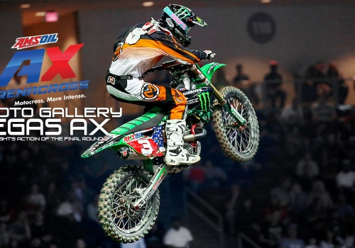 Photo Gallery: Vegas Arenacross Friday Madness