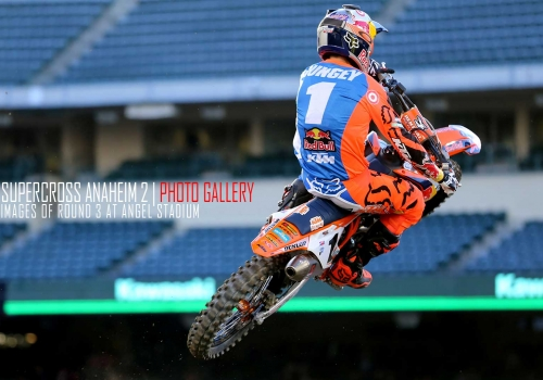 Photo Gallery | Anaheim 2 Monster Energy Supercross Round 3