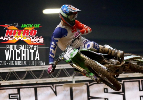 Wichita Nitro Arenacross | Photo Gallery 1