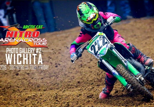 Wichita Nitro Arenacross | Photo Gallery 2